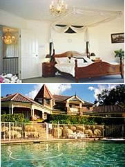 Caprice Boutique Mountain Retreat - Mackay Tourism