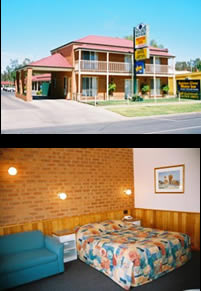Golden River Motor Inn - Mackay Tourism