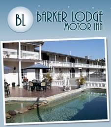 Barker Lodge Motor Inn - Mackay Tourism