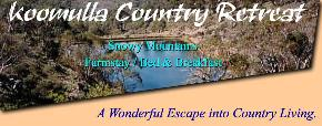 Koomulla Country Retreat - Mackay Tourism