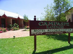 Campaspe Lodge - Mackay Tourism