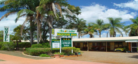 Avocado Motor Inn - Mackay Tourism