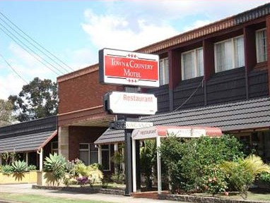 Town  Country Motel - Mackay Tourism