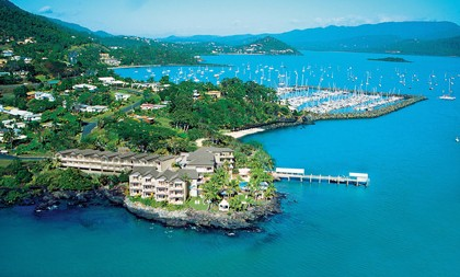 Coral Sea Resort - Mackay Tourism