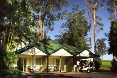 Bonville International Golf Resort - Mackay Tourism