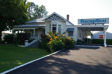 Colonial Court Motor Inn - Mackay Tourism