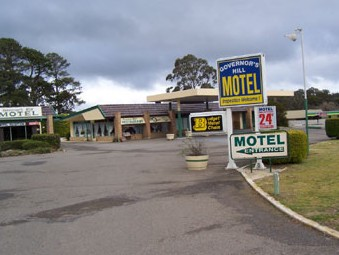 Governors Hill Motel - Mackay Tourism