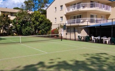 Paradise Grove Holiday Apartments - Mackay Tourism