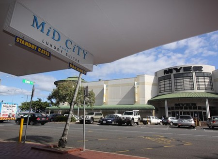 Mid City Luxury Suites - Mackay Tourism