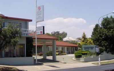 Country Comfort Cowra Countryman Motor Inn - Mackay Tourism