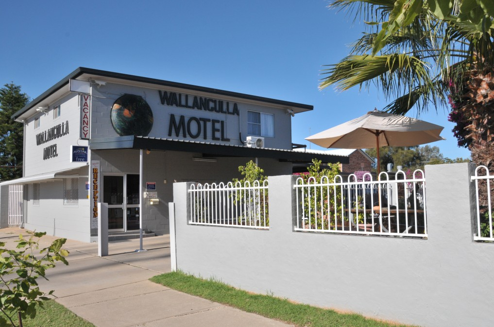 Wallangulla Motel - Mackay Tourism