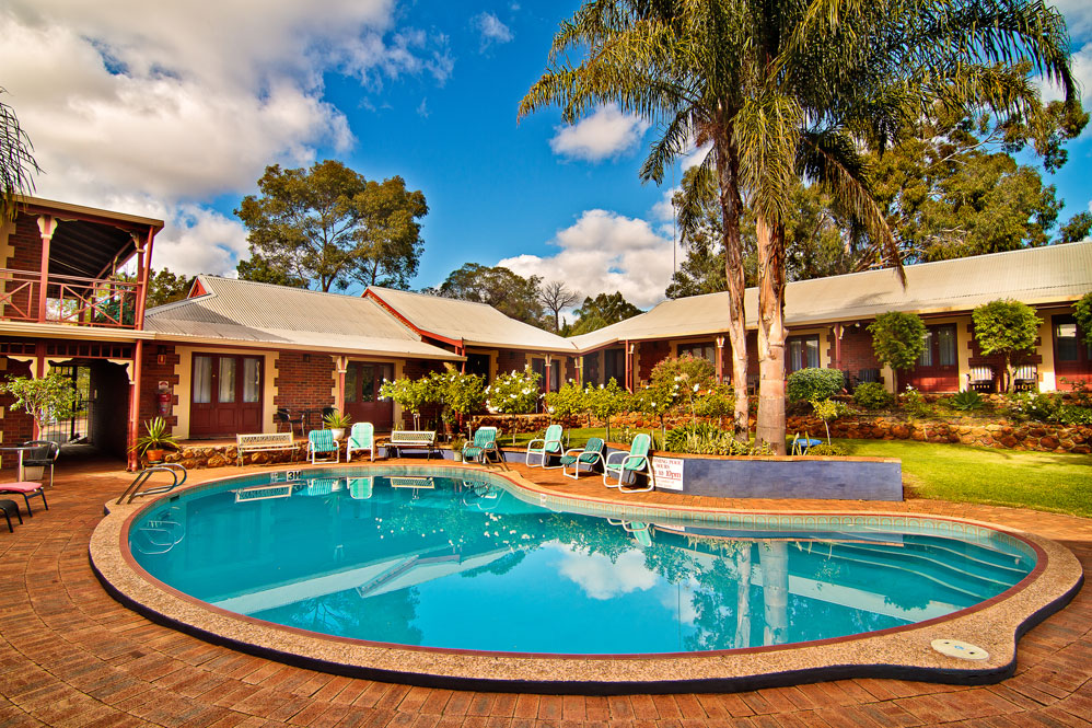 Heritage Country Motel - Mackay Tourism