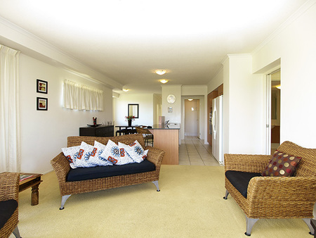 Oaks Seaforth Resort - Mackay Tourism