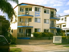 River Sands Holiday Apartments - Mackay Tourism