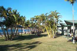 BIG4 Bowen Coral Coast Beachfront Holiday Park - Mackay Tourism