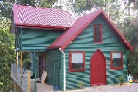 Cape Cottage - Sisters Beach Accommodation - Mackay Tourism