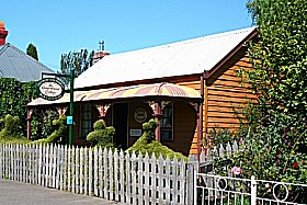 Westbury Gingerbread Cottages - The - Mackay Tourism
