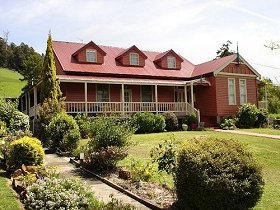 Cradle Manor - Mackay Tourism