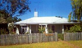 Cawood Cottage - Mackay Tourism