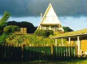 King Island A Frame Holiday Homes - Mackay Tourism