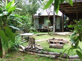 Ride On Mary Bush Cabin Adventure Stay - Mackay Tourism