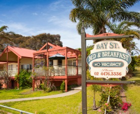 Bay Street Bed and Breakfast - Mackay Tourism