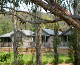 The Homestead Cabins Brogo - Mackay Tourism