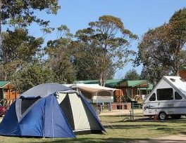BIG4 Moruya Heads Easts at Dolphin Beach Holiday Park - Mackay Tourism