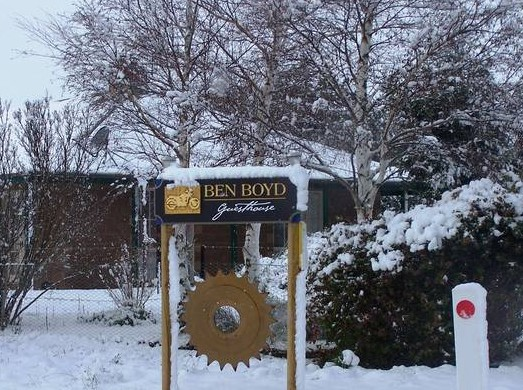 Ben Boyd Guesthouse - Mackay Tourism