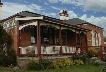 Mail Coach Guest House and Restaurant - Mackay Tourism