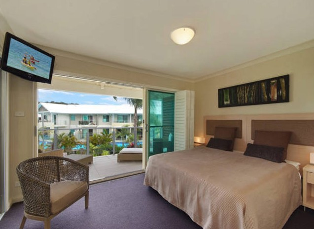 Pacific Blue Townhouse 358 - Mackay Tourism