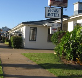 The Coach House Hotel Motel - Mackay Tourism