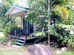 Finch Hatton Gorge Cabins - Mackay Tourism