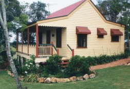 Mango Hill Cottages Bed and Breakfast - Mackay Tourism