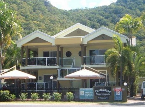 Champagne Apartments - Mackay Tourism