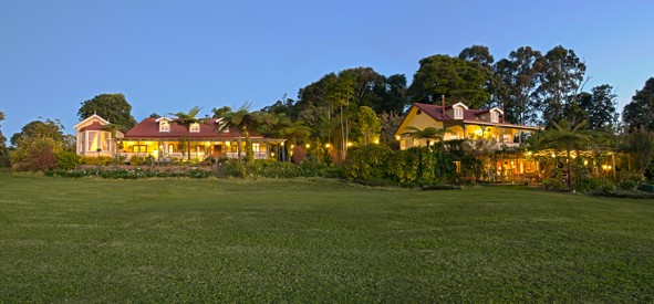 Foxwell Park Lodge - Mackay Tourism