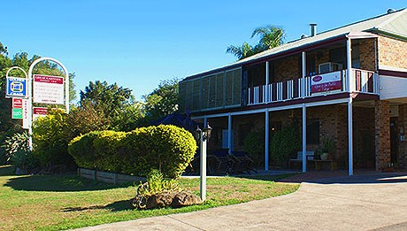 Great Eastern Motor Inn - Mackay Tourism