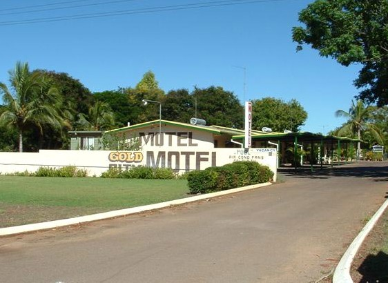 Affordable Gold City Motel - Mackay Tourism