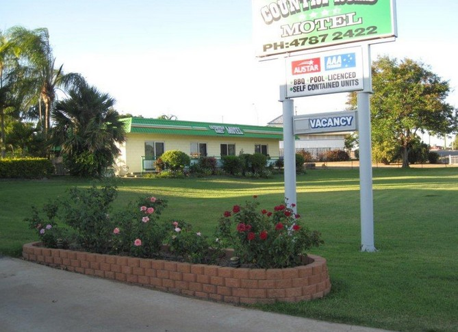 Country Road Motel - Mackay Tourism