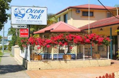 Ocean Park Motel and Holiday Apartments - Mackay Tourism