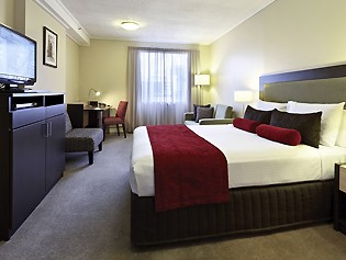The Swanston Hotel Melbourne Grand Mercure - Mackay Tourism