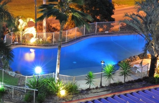 Boathaven Spa Resort - Mackay Tourism