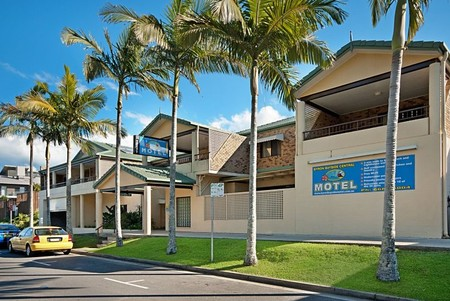 Byron Bay Side Central Motel - Mackay Tourism