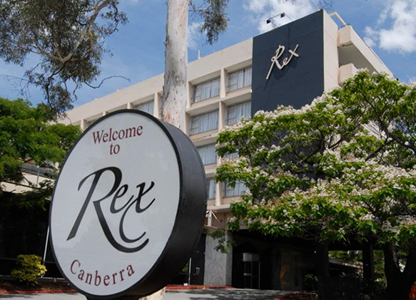 Canberra Rex Hotel - Mackay Tourism