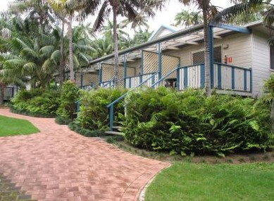 Somerset Apartments Lord Howe Island - Mackay Tourism