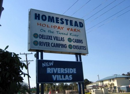 Homestead Holiday Park - Mackay Tourism