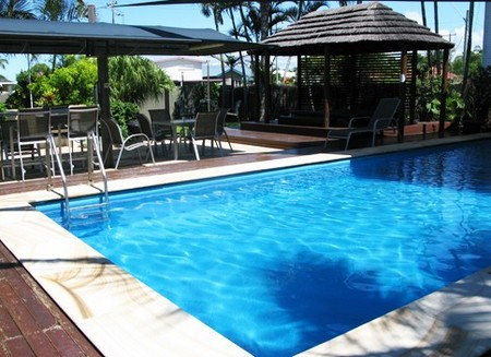 Country Plaza Motor Inn - Mackay Tourism