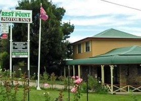 Rest Point Motel - Mackay Tourism