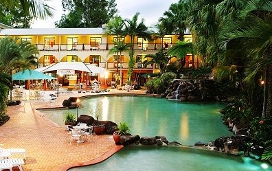 Palm Royale Cairns - Mackay Tourism