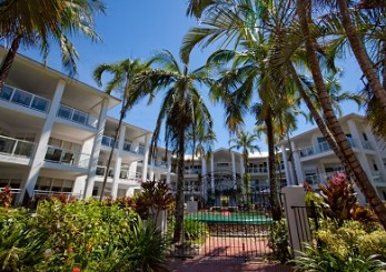 Port Douglas Beachfront Terraces - Mackay Tourism
